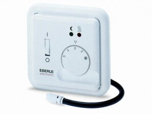 Hőszabályozó termosztát elektromos fűtésekhez