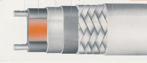 Az önszabályozás elektromos fűtőkábel működési elve